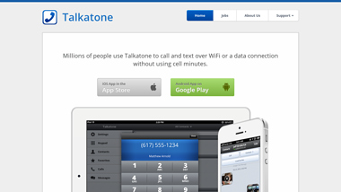Talkatone com - Is Talkatone Down right now, up or me  Down